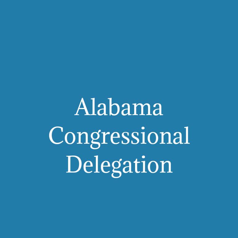 Alabama Congressional Delegation