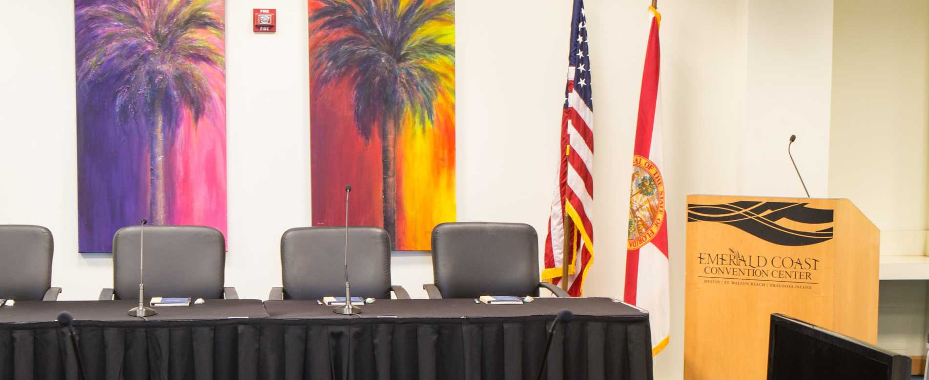 Military Events | Event Types | Emerald Coast Convention Center