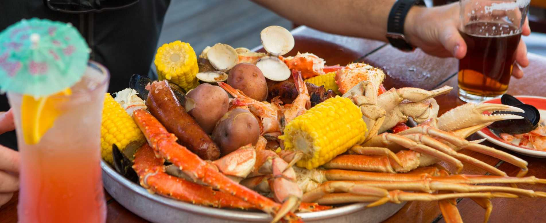 Seafood Restaurants Florida S Emerald Coast