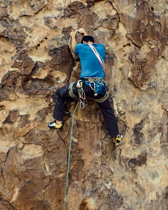 Texas Rock Climbing Bouldering Repelling Tours