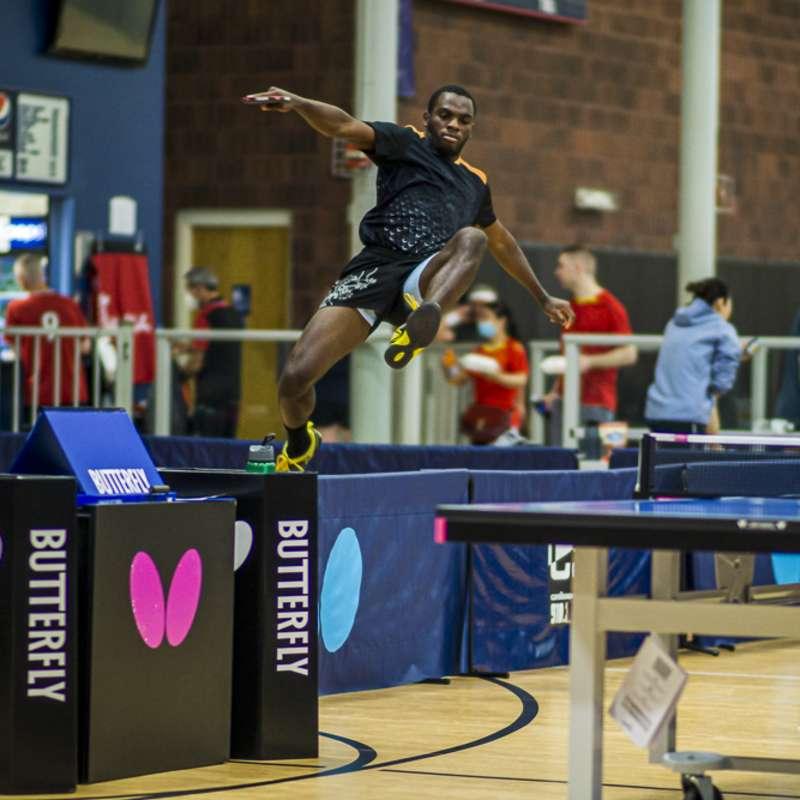 Table Tennis Jump