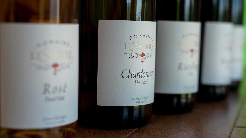 Domaine LeSeurre wine