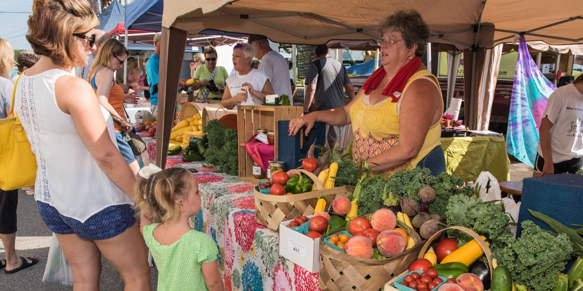 Southern Indiana Farmers Market | Things to Do