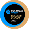 USA Today 10Best Logo 2020
