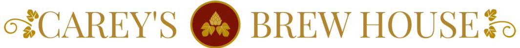 Carey's Brew House Logo