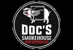 DOC's Smokehouse logo