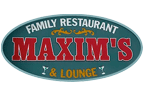 Maxim Restaurant logo
