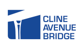 Cline Avenue Bridge logo