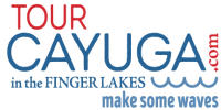 Tour Cayuga - Make Some Waves Logo