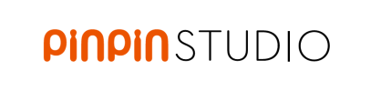 Logo for PINPIN Studio