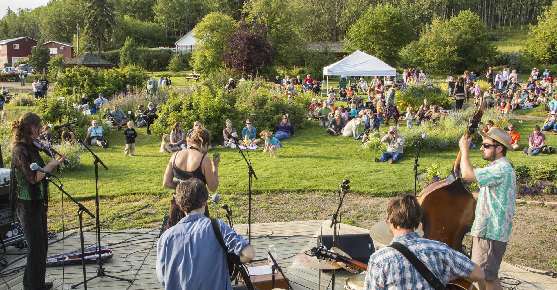 Image result for fairbanks festivals