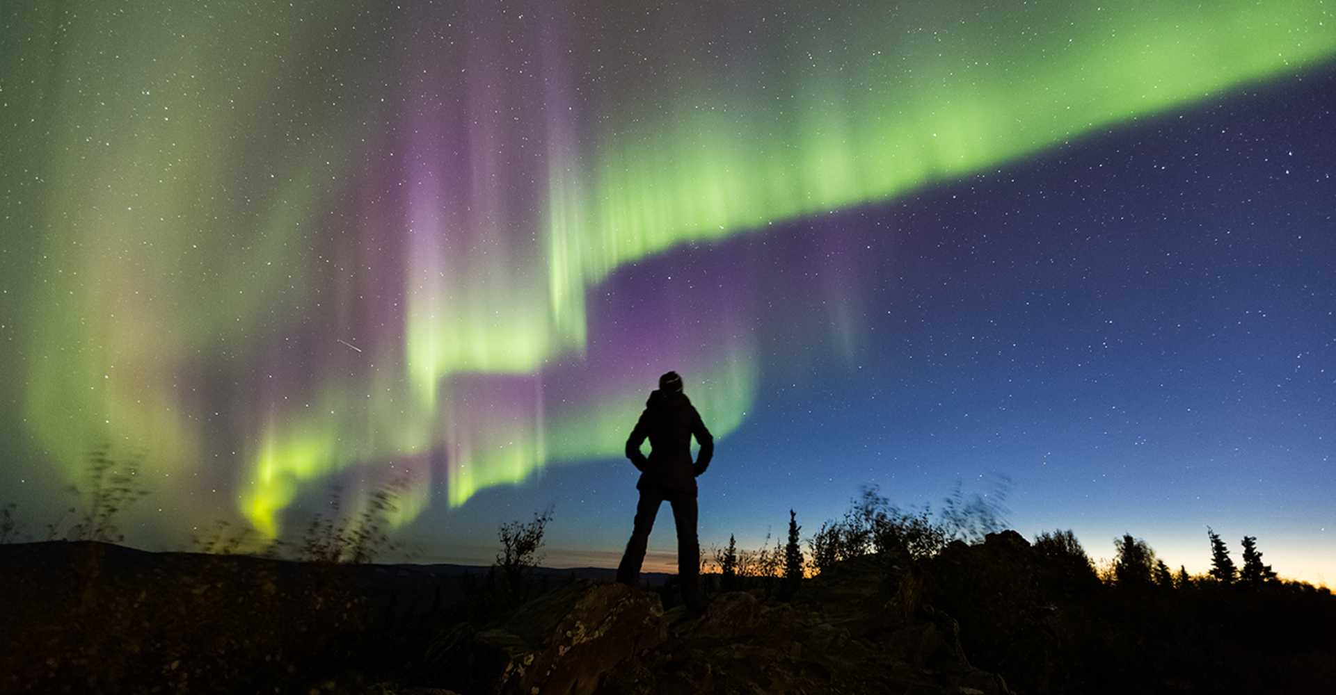 Best Time To See Northern Lights In Alaska 2019 Aurora Borealis Season | Explore Fairbanks, Alaska