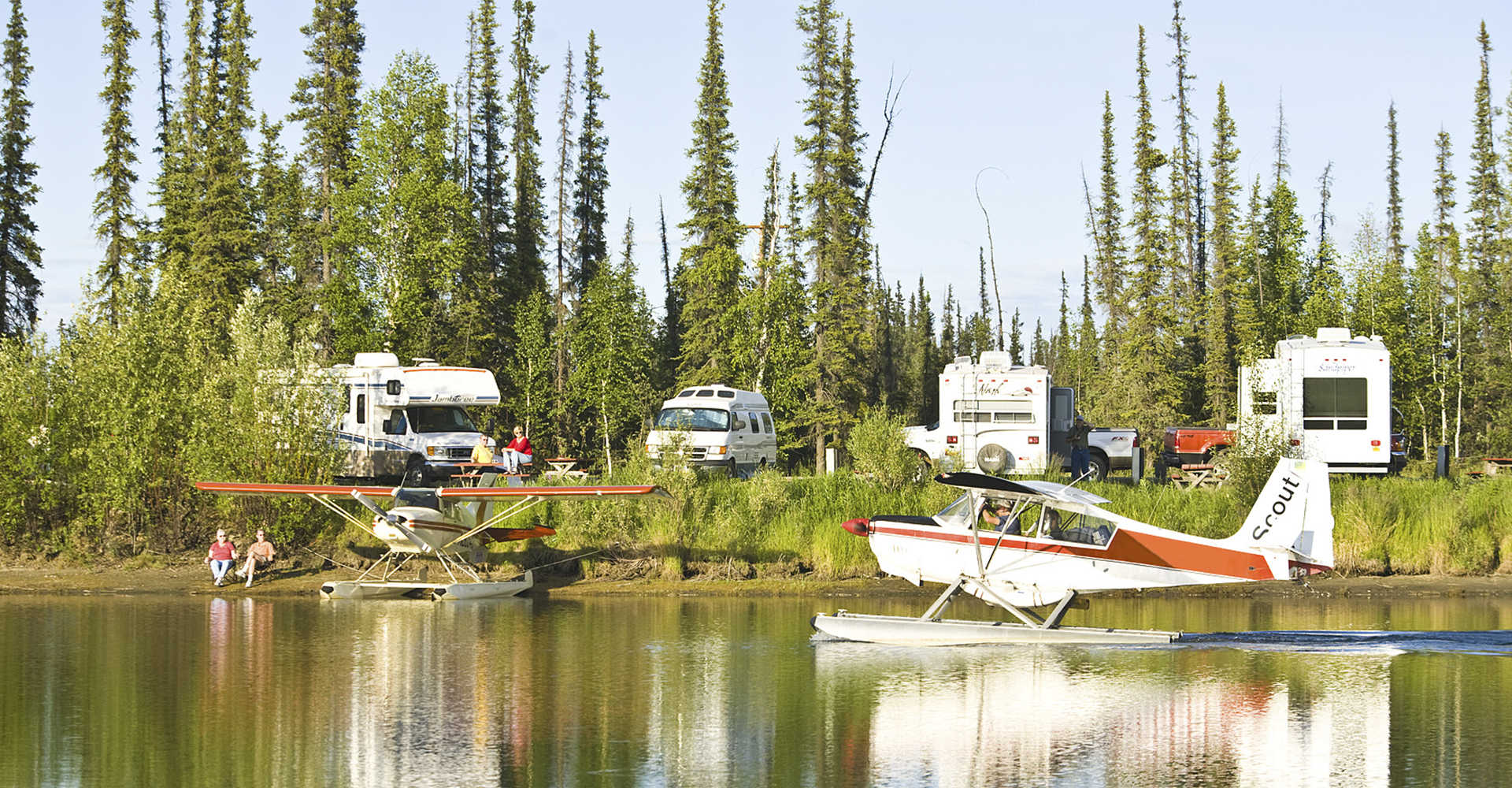 Explore Fairbanks, Alaska - Rentals