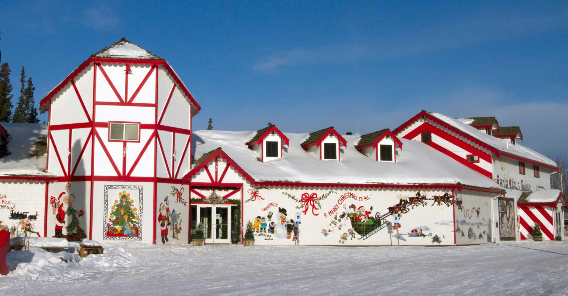 North Pole   Explore Fairbanks, Alaska