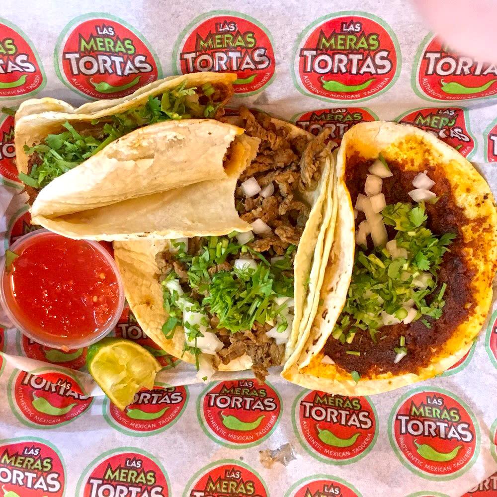 Las Meras Tortas Tacos