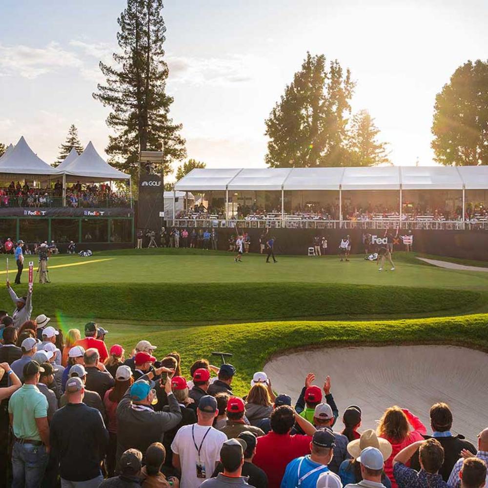 PGA Tour Championship in Napa Valley