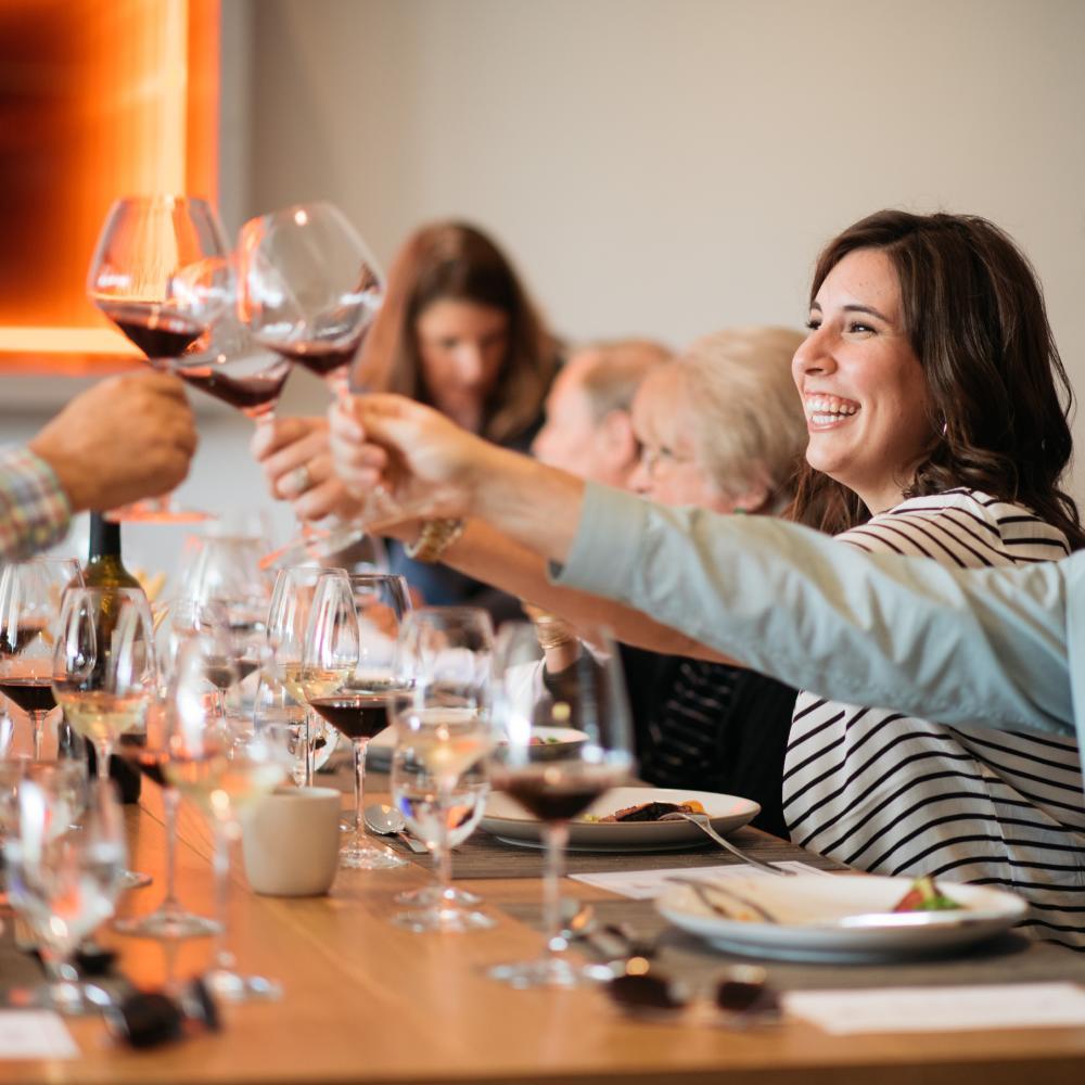 Group Wine Tasting in Napa Valley