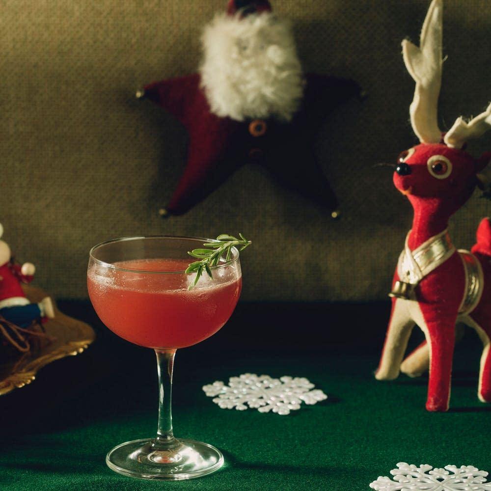 Christmapolitan Cocktail