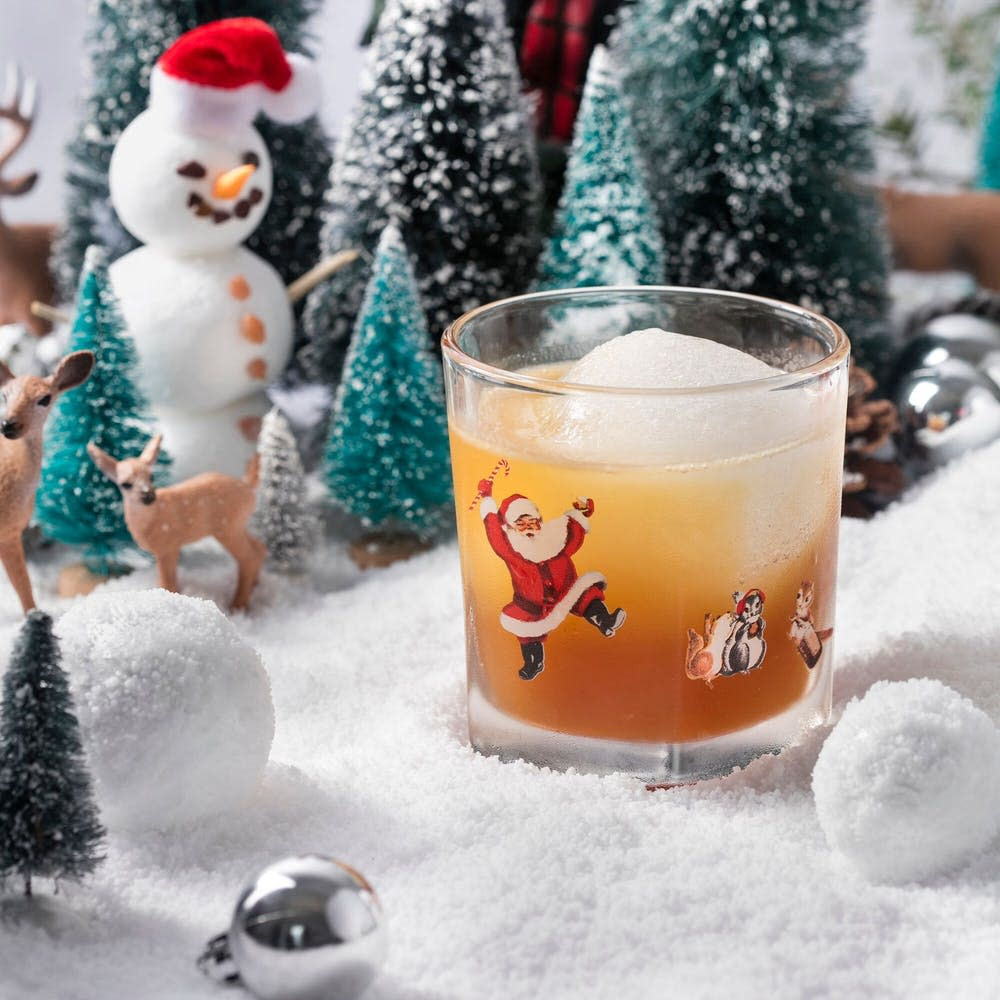 Snowball Old-Fashioned