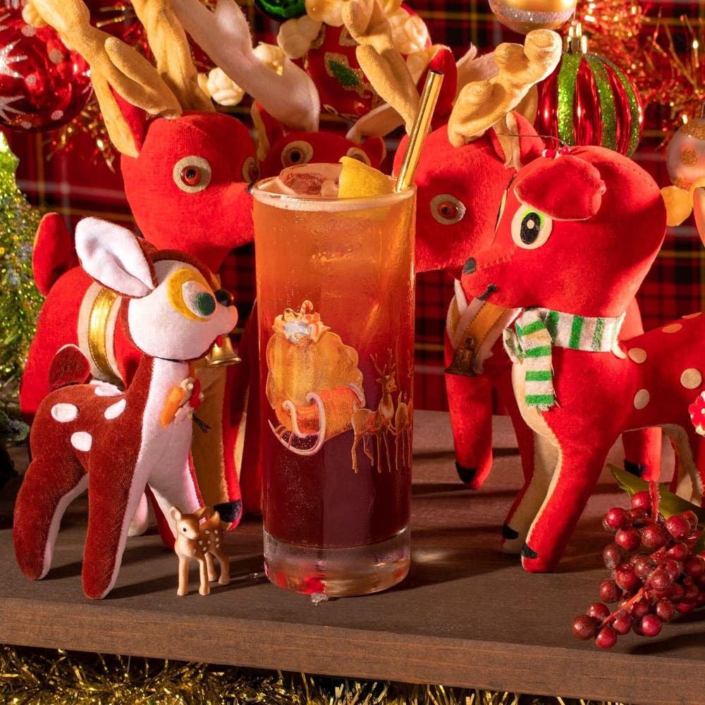 Run Run Rudolph Cocktail