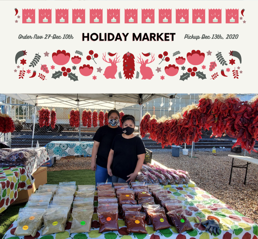 Rail Yards Holiday Market