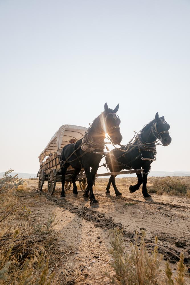 Historic Trails West Pioneer History Casper, WY