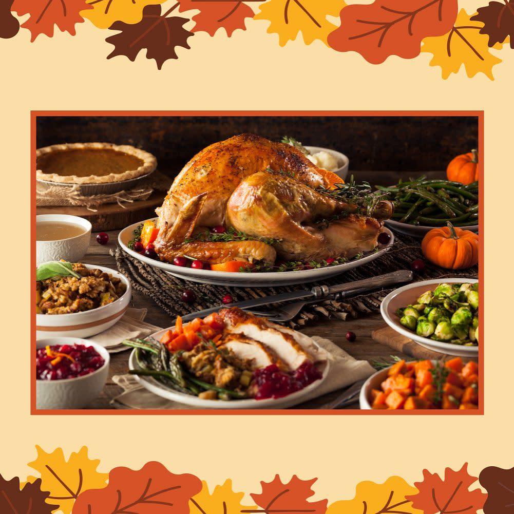 Alta Strada Thanksgiving Feast