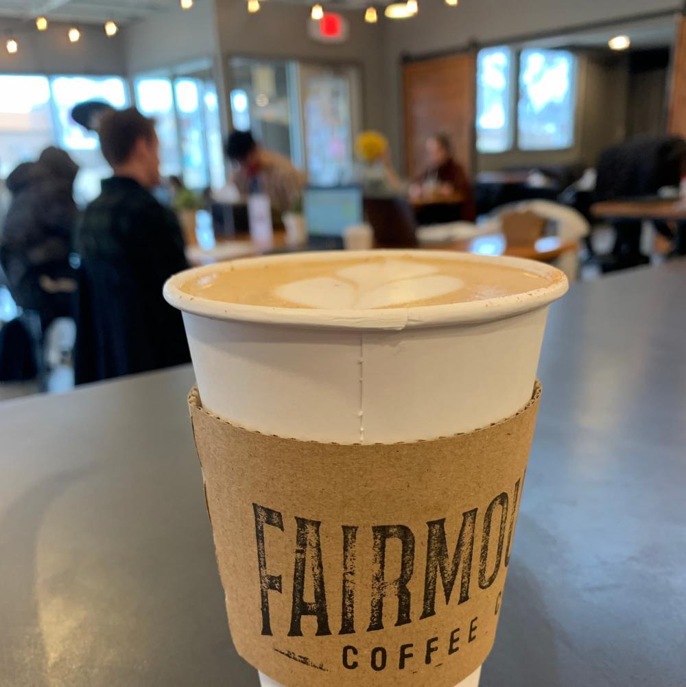 Coffee from Fairmount