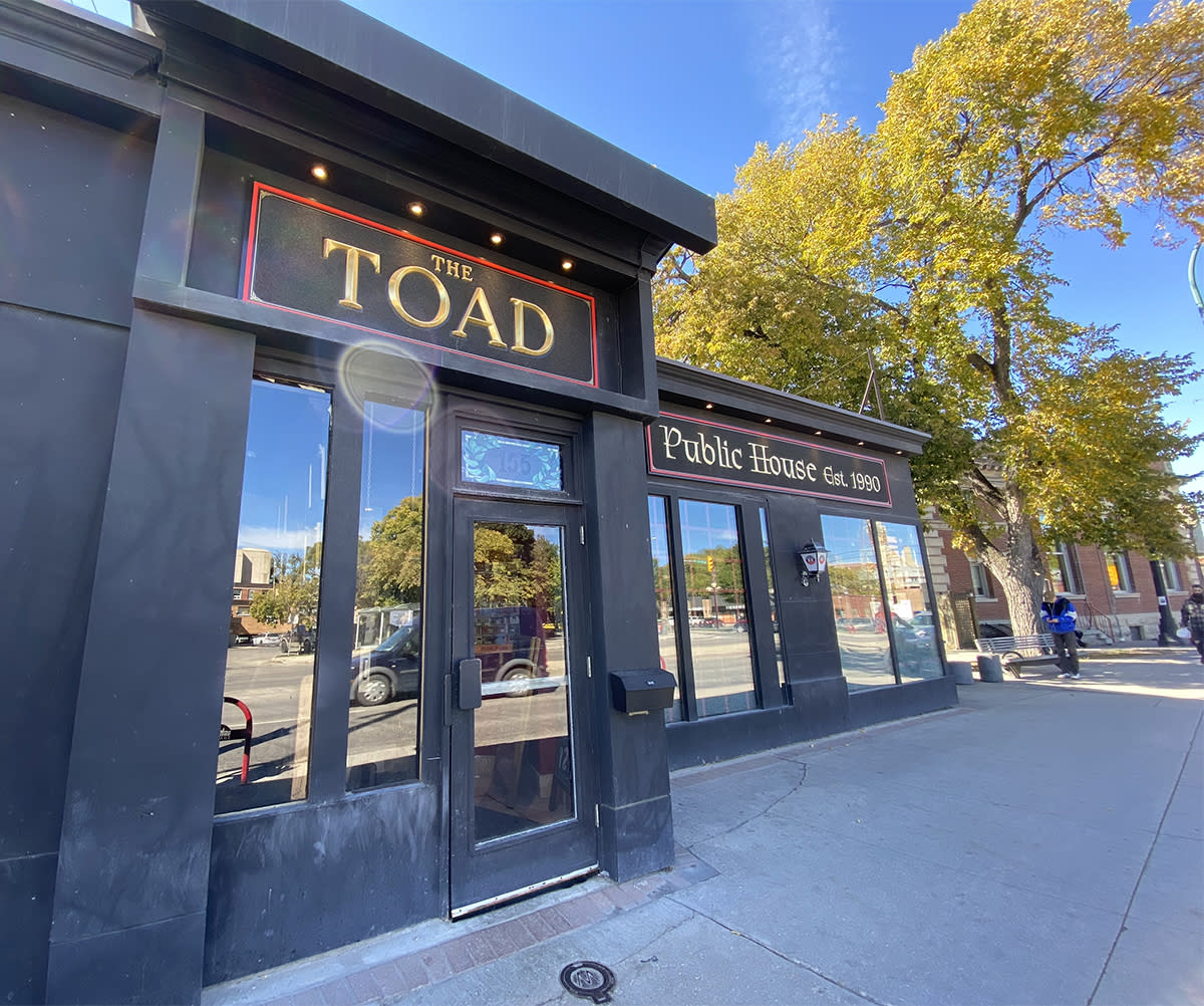 Toad in the Hole - Osborne Village