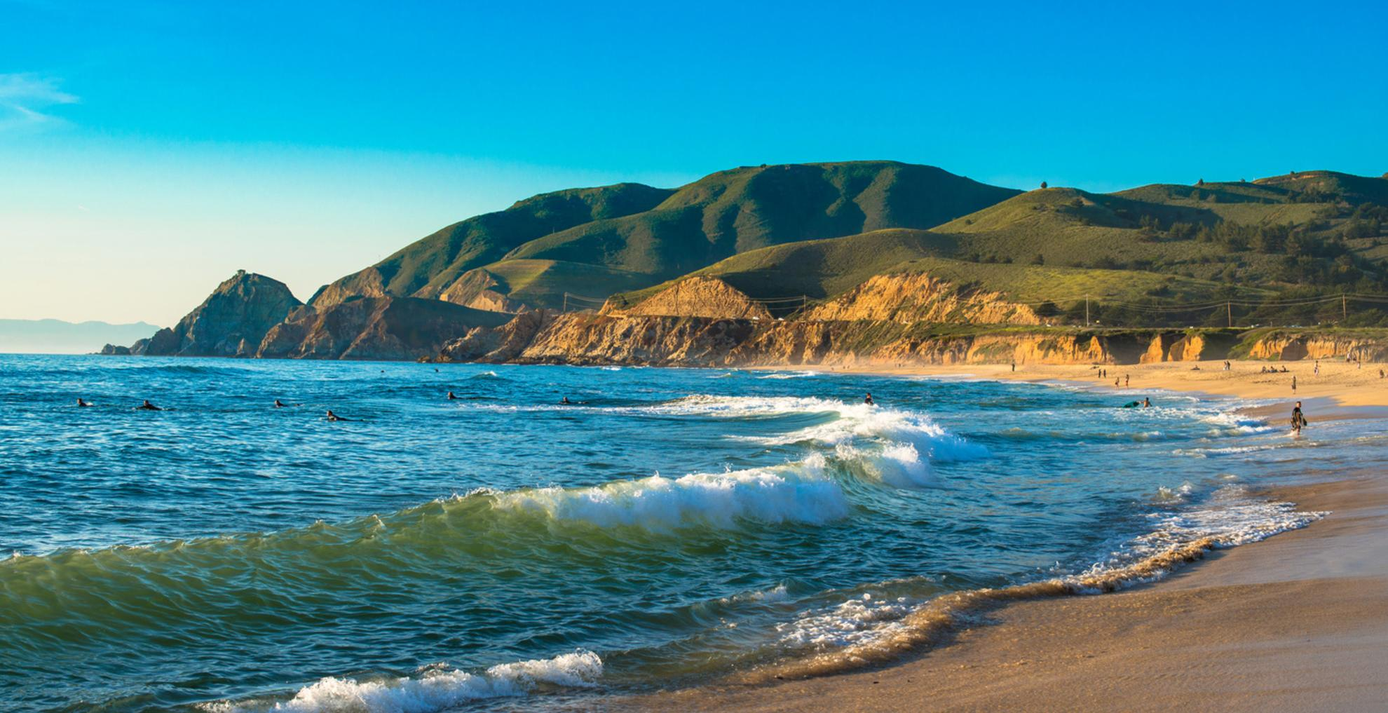 Top Beaches in San Mateo County!
