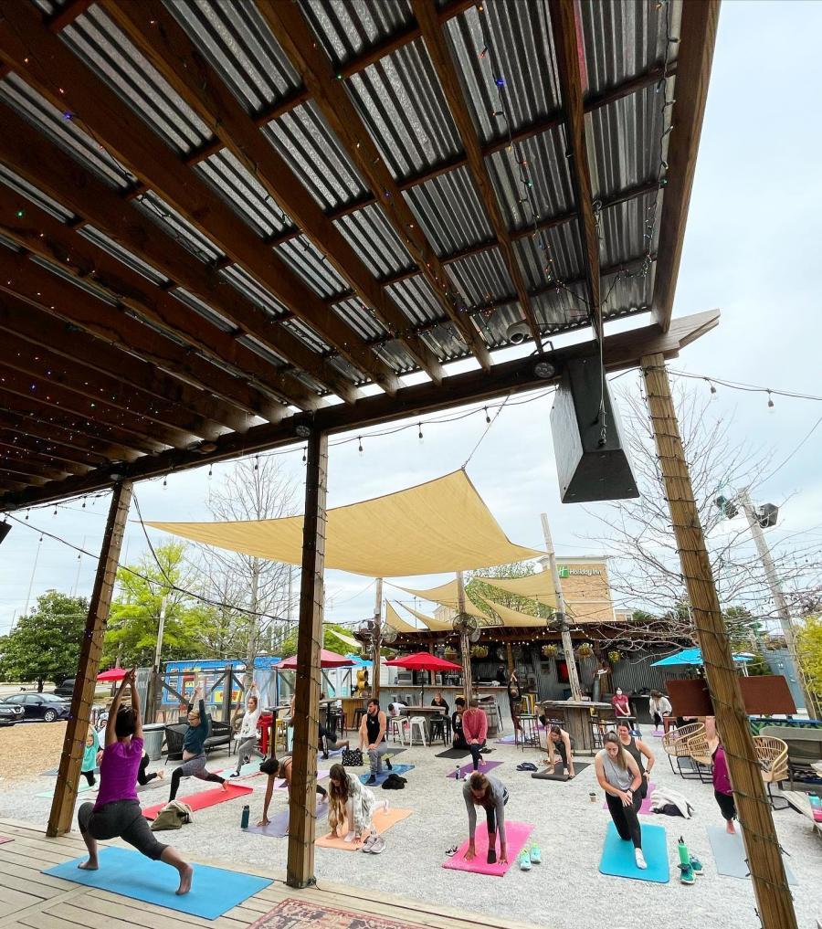 The Camp Yoga