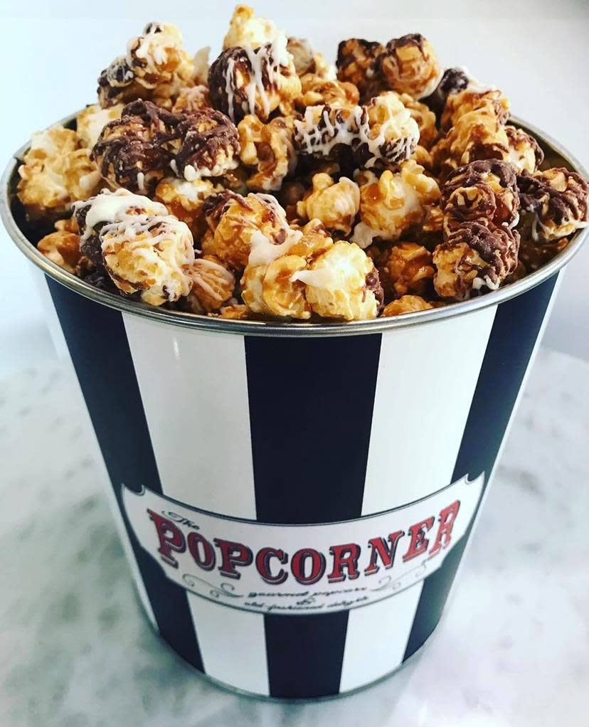 Tuxedo Popcorn from Popcorner in Wichita