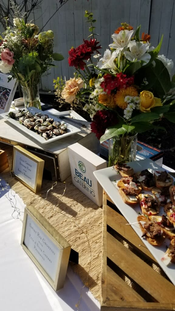 Beau's Catering