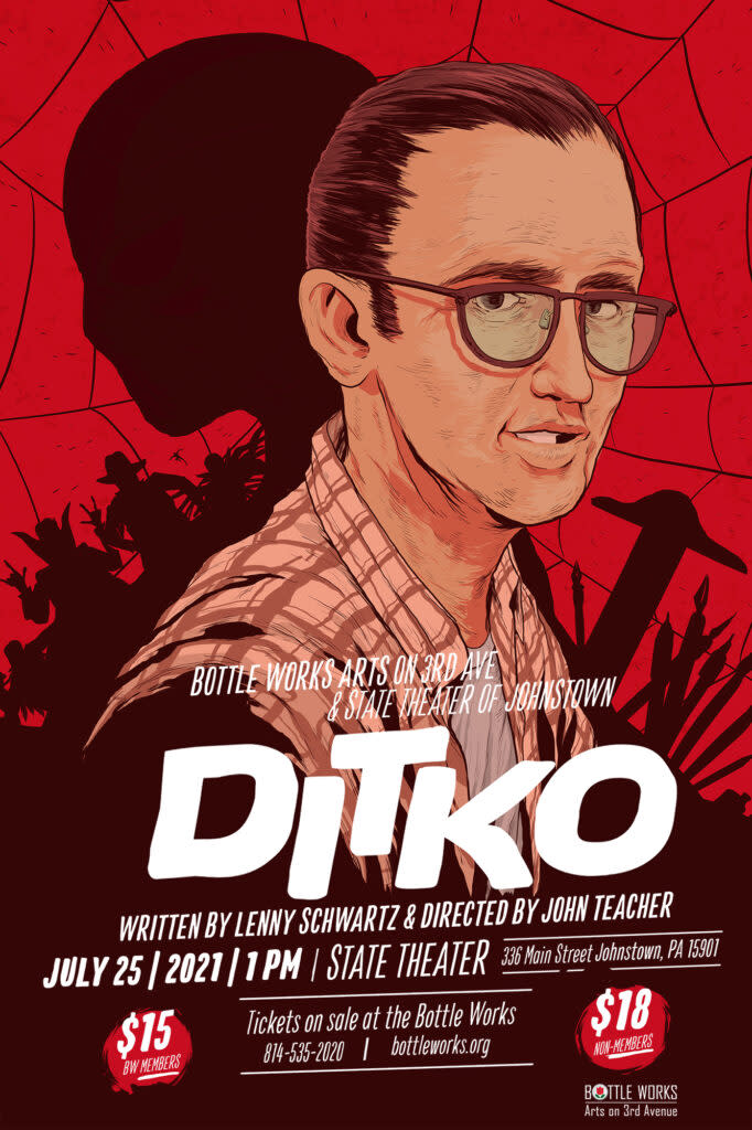 DITKO play