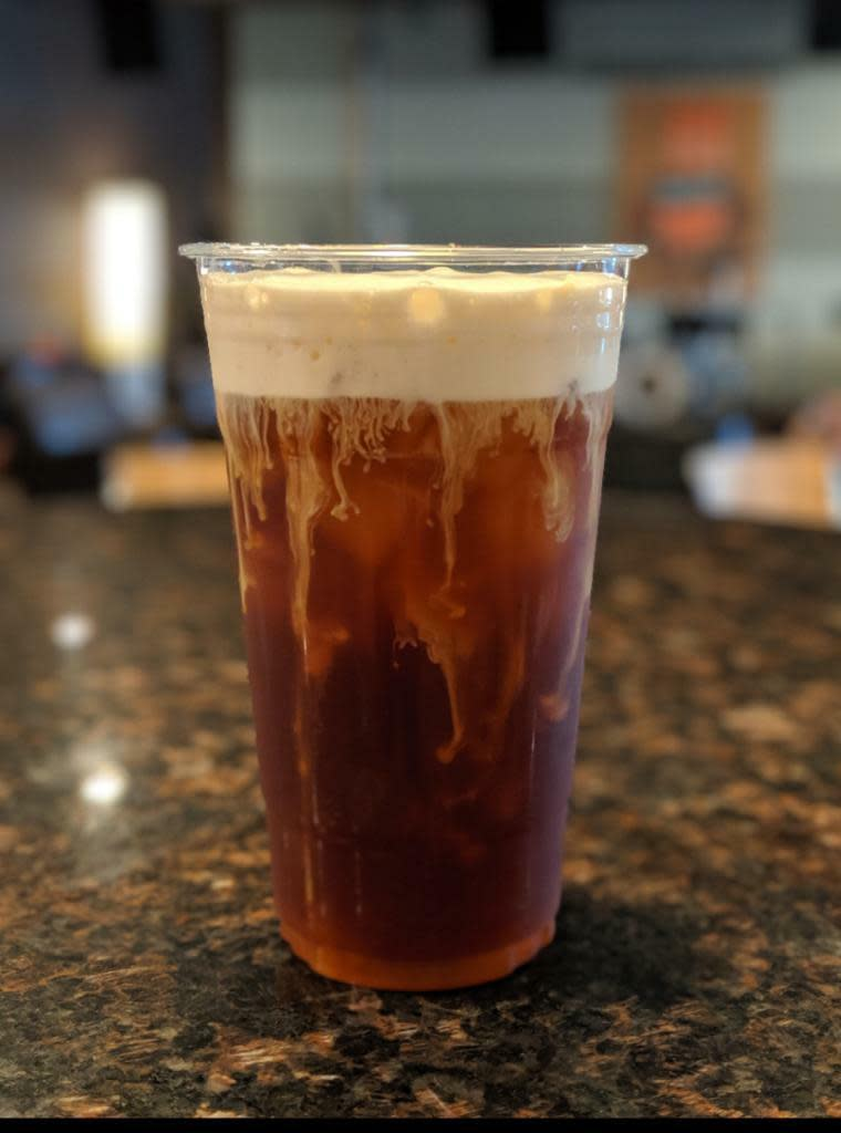 SoZo Coffeehouse in Chandler, AZ - Cold Brew