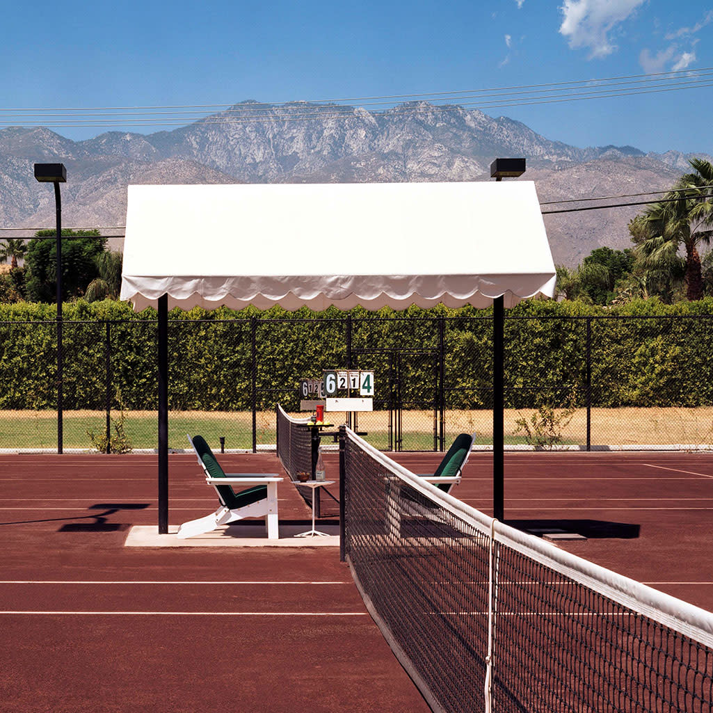 Parker tennis