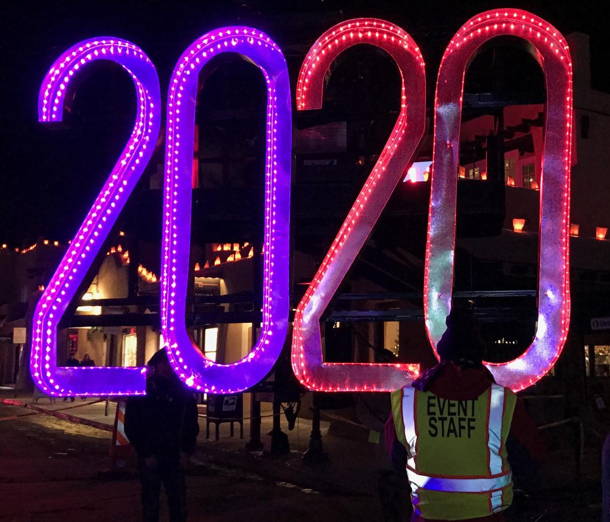 La Fonda New Year's Eve