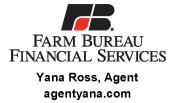 Yana Ross - Farm Bureau Logo