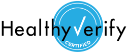 Healthy Verify Certified Seal