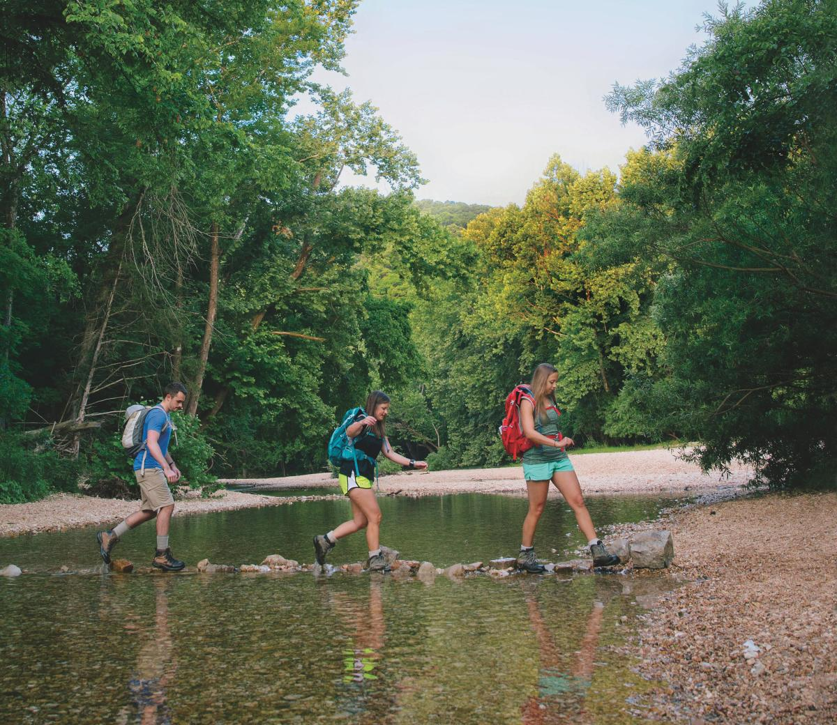 Busiek Hiking-Brad Zweerink
