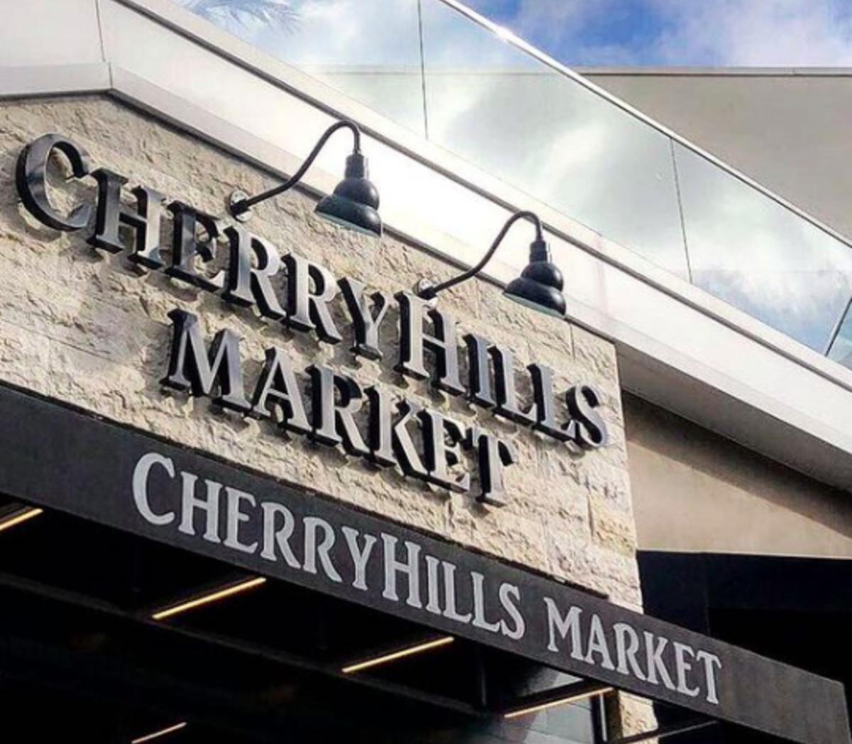 Cherryhills Market in Huntington Beach