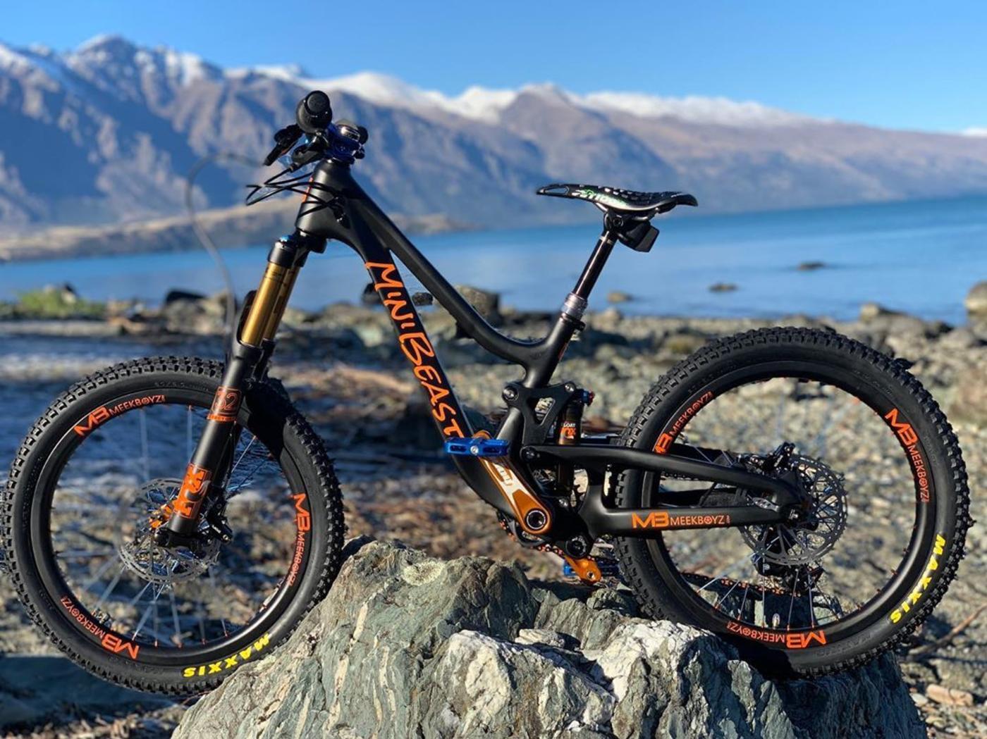 MeekBoyz Youth Downhill Bikes