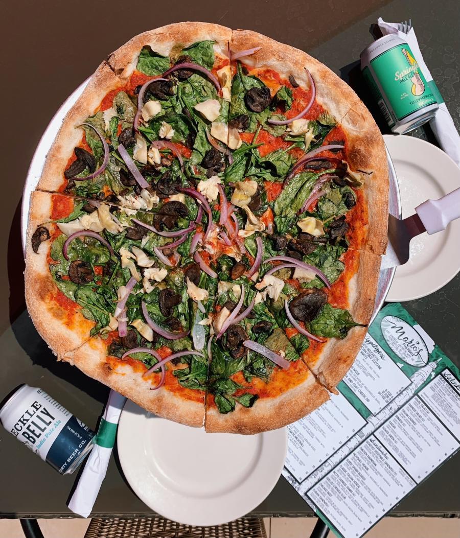 Marios Vegan Pizza