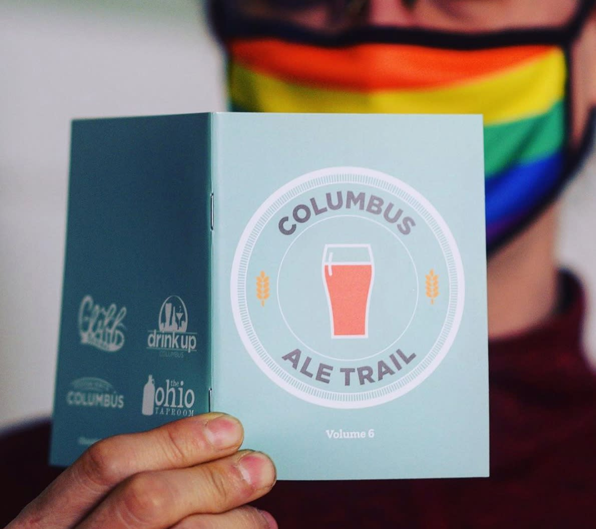 Pick up a Brew Book to complete the Columbus Ale Trail