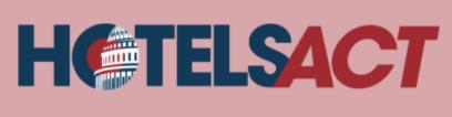 Save Hotel Jobs Act Logo