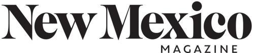 New Mexico Magazine logo black