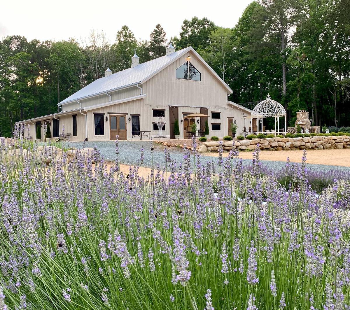 Lavender Oaks Farm, Chapel Hill - Special Events Venue