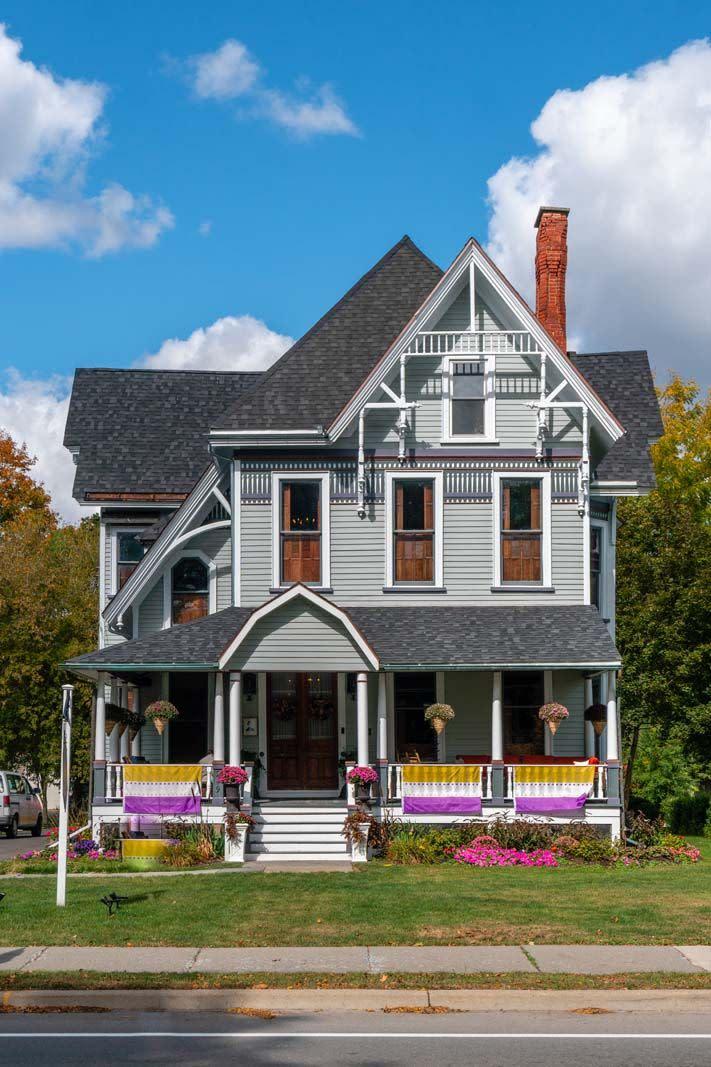 Belva Lockwood Inn in Owego New York