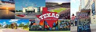 Texas Bucket List Cover Photo