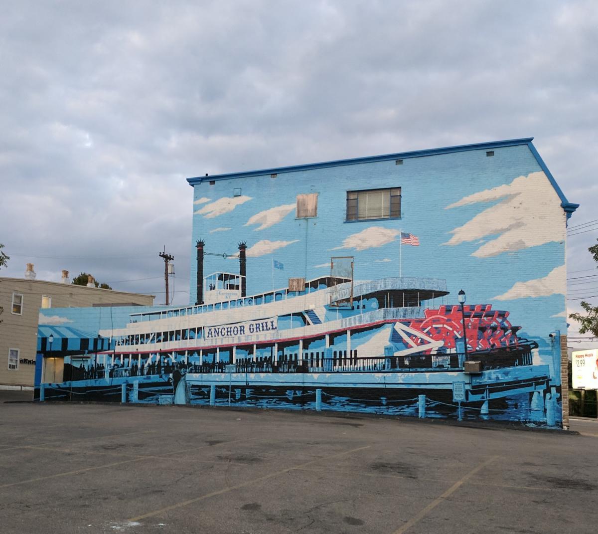 Anchor Grill Covington Kentucky exterior